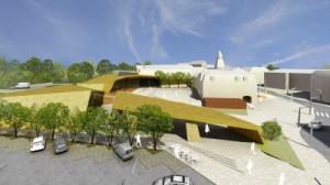 Siegerprojekt Ortszentrum Brunn
