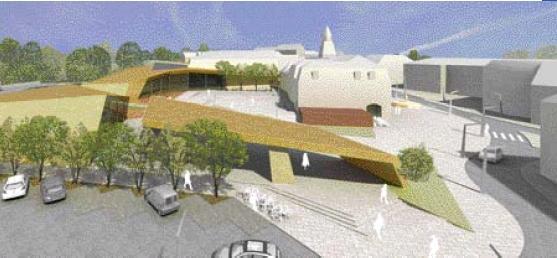 Konzept: Das neue Ortszentrum in Brunn am Gebirge